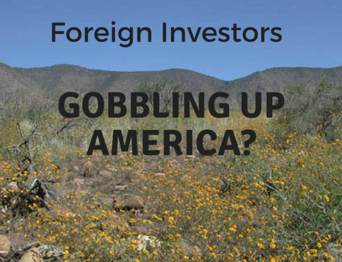 Foreign Investors Gobbling Up American Real Estate