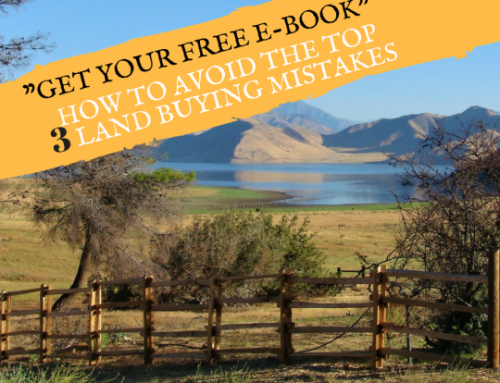 How to Avoid the Top 3 Land Buying Mistakes